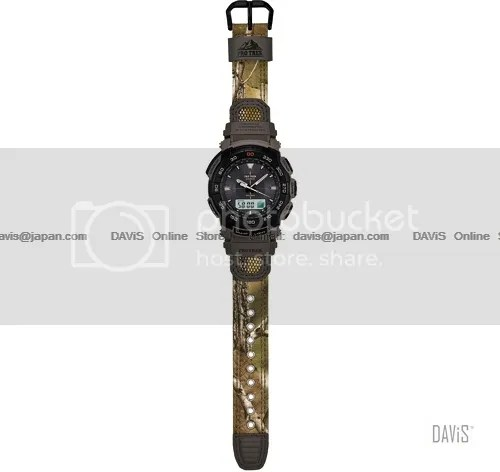 CASIO PRG-550B-5 Pro Trek triple sen (end 8/1/2019 12:40 AM)