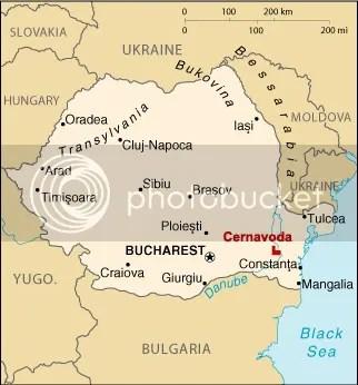 Cernavoda-ROMANIA