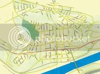 cernavoda map