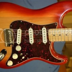 Wiring Toggle Switch Diagram Chevy 350 Ignition Coil 60th Ann. Sienna Burst Deluxe Stratocaster Fishman Active Acoustic Bridge   Harmony Central