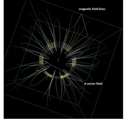 small resolution of mr lester j hendershot s magnetic generator