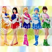 Sailor Moon Live Action: Czarodziejki w wersji TV
