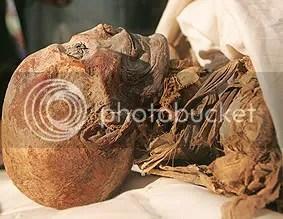 Possível Múmia de Hatshepsut