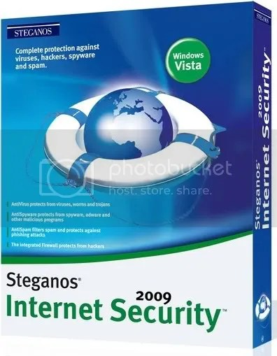 Steganos Internet Security 2009