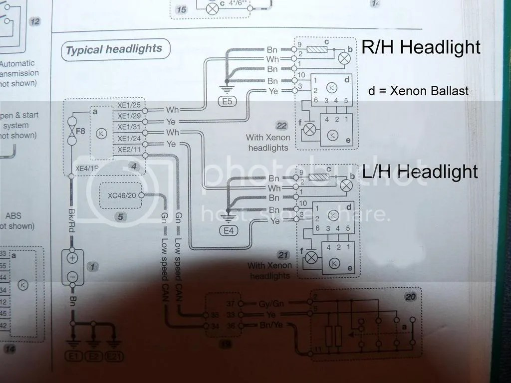 hight resolution of astra h headlight wiring diagram