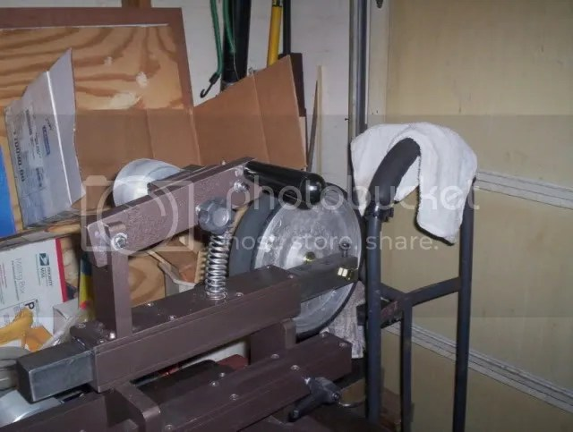 Bench Grinder Conversion To Belt Sander