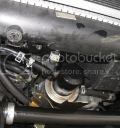 automatic transmission radiator oil cooler bypass nissan frontier forum [ 1024 x 768 Pixel ]