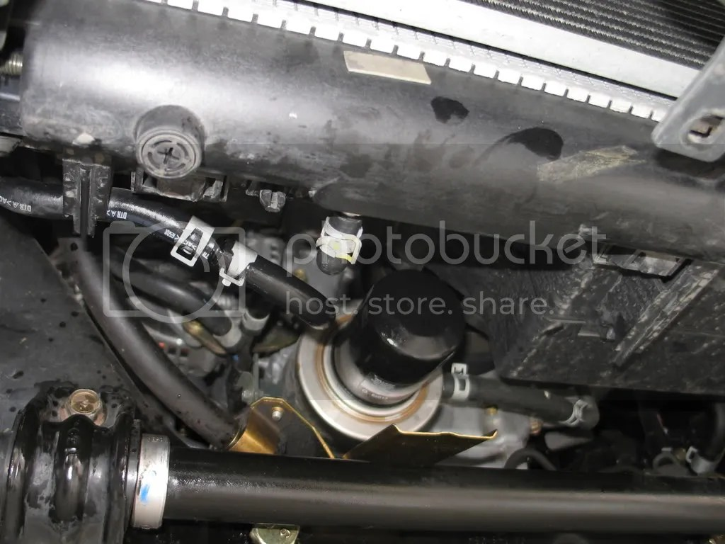 hight resolution of automatic transmission radiator oil cooler bypass nissan frontier forum