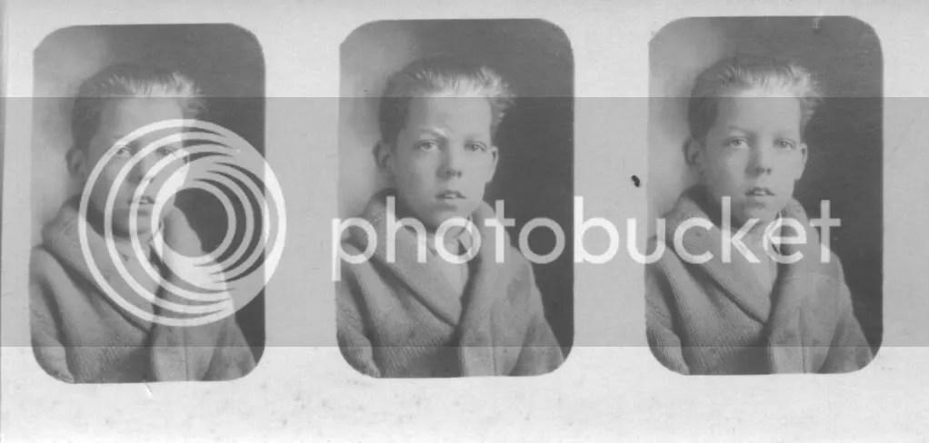 Earl, school photograph