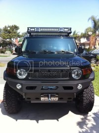 ARB aluminum mesh bottom roof rack with fit kit