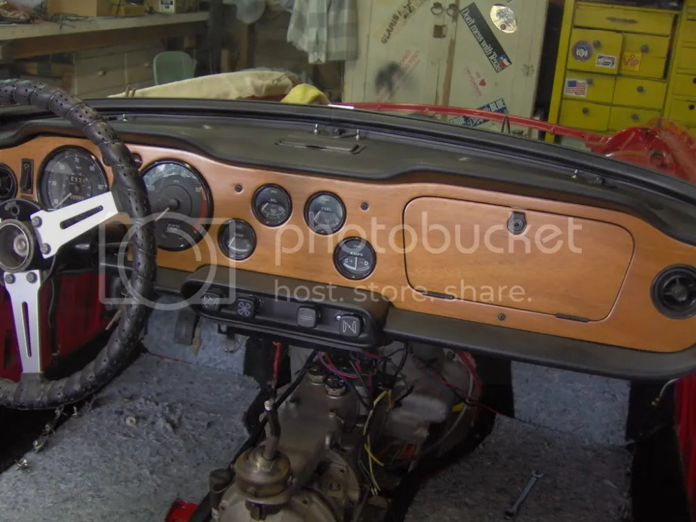 medium resolution of re how do i remove the rheostat from dash of tr