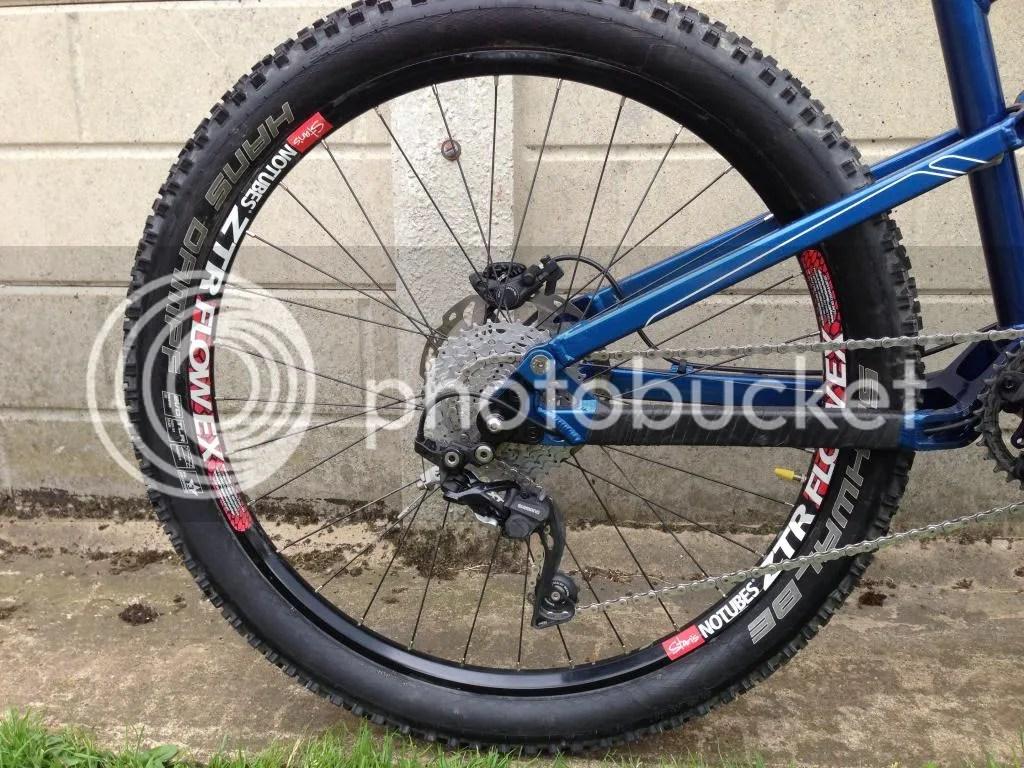 A fine 26inch wheel