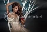 Eva Mendes - Campari Calendar Photoshoot