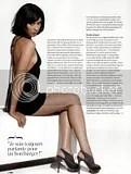 Hollywood Celebrity - Olga Kurylenko - FHM Scans