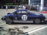 Karmann-Ghia motor de Porsche!