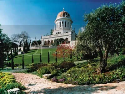Shrine of the Bab, Haifa