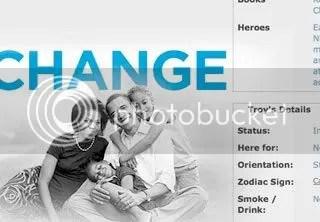 Obama Change Background
