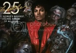 Michael Jackson Thriller Myspace Layout