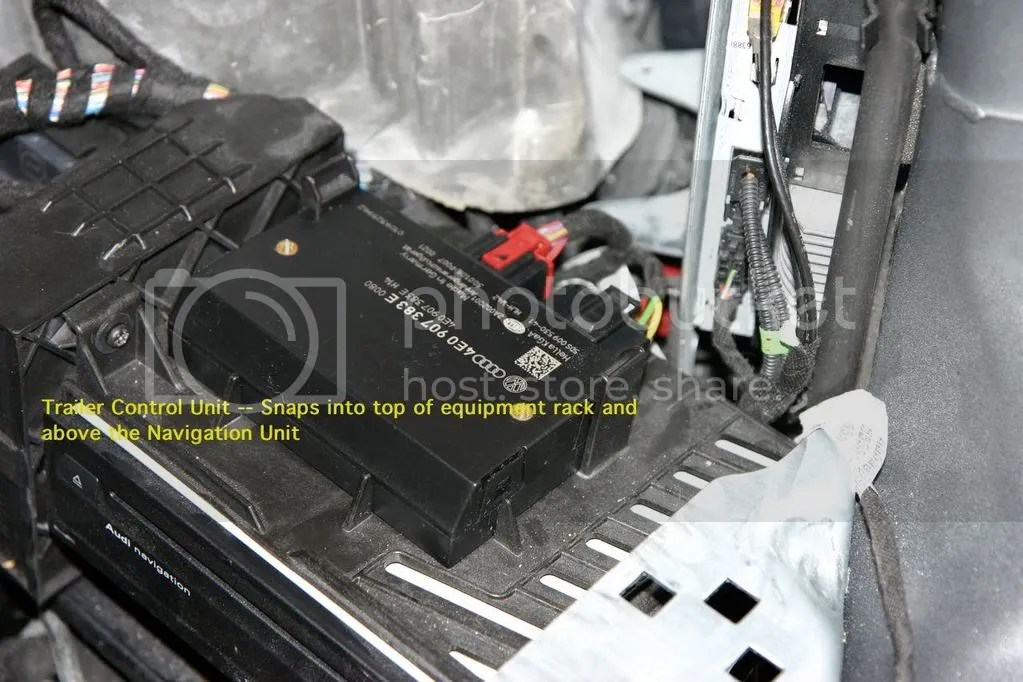 2012 Chevy Trailer Wiring Connector Audi Q7 Dvd Navigation Audiworld Forums