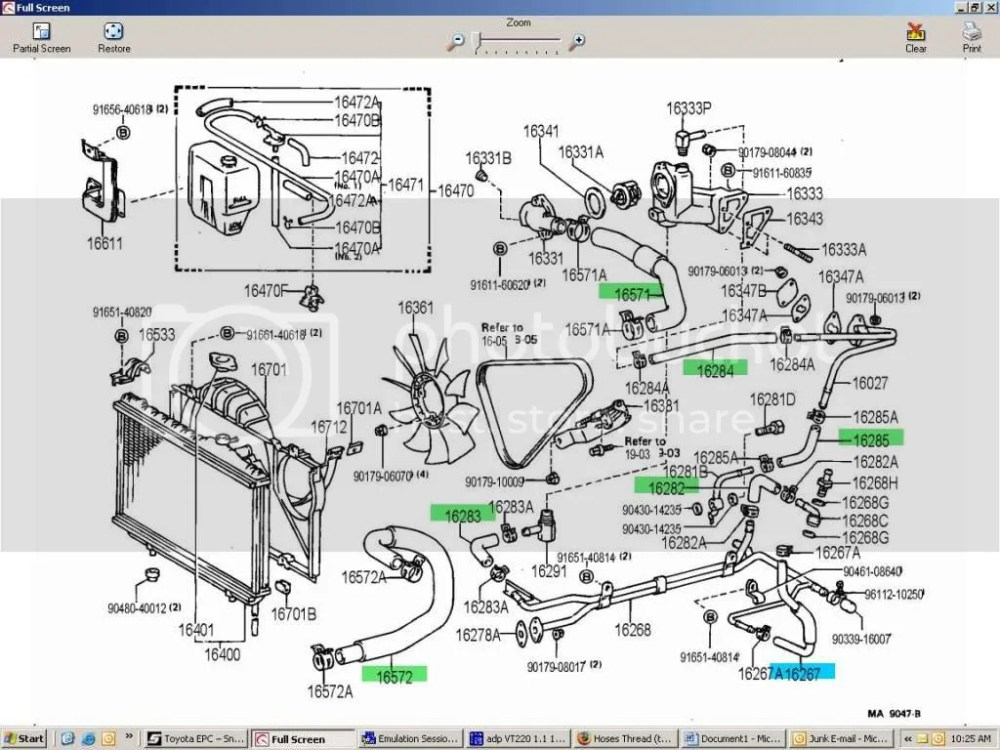 medium resolution of 1987 toyota supra turbo wiring diagram 1995 toyota corolla catch can diagram engine pcv system