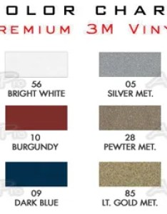 color chart also ford  hood stripes center decals vinyl graphic rh autographicspro