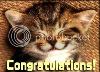 MySpace Comments - Congratulations and Congrats