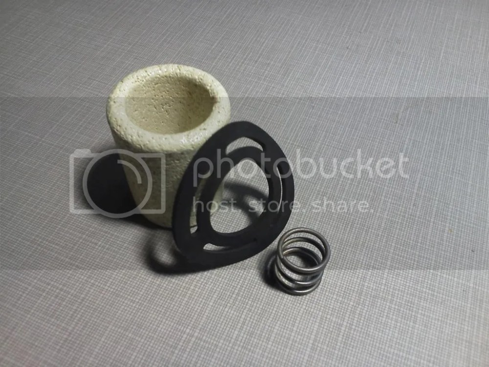 medium resolution of the glass bowl filter is serviced annually by disassembling and back flushing the ceramic element and if necessary replacing the gasket and spring