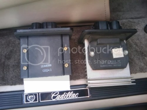 small resolution of fuse box 91 cadillac brougham
