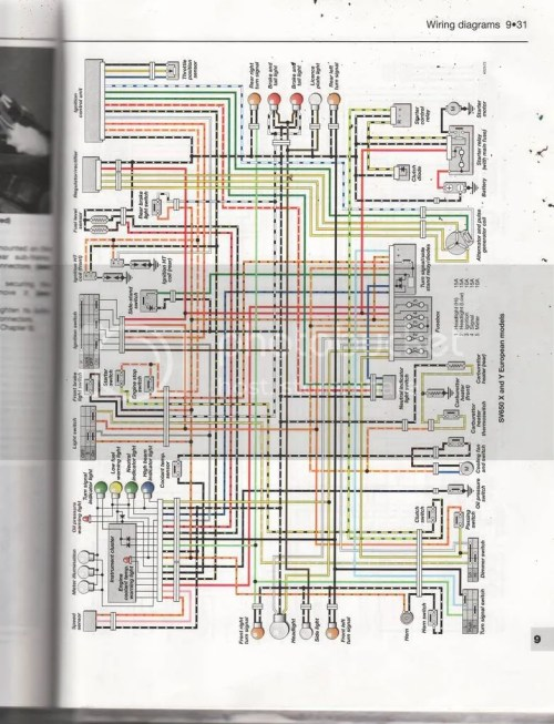 small resolution of sv650 turn signal schematic