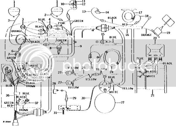 delco 10si alternator wiring diagram 98 dodge dakota john deere 3020 gas generator to a... - yesterday's tractors