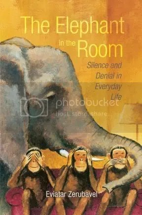 elephant in the room book