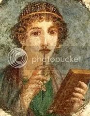 Sappho de Pompéi