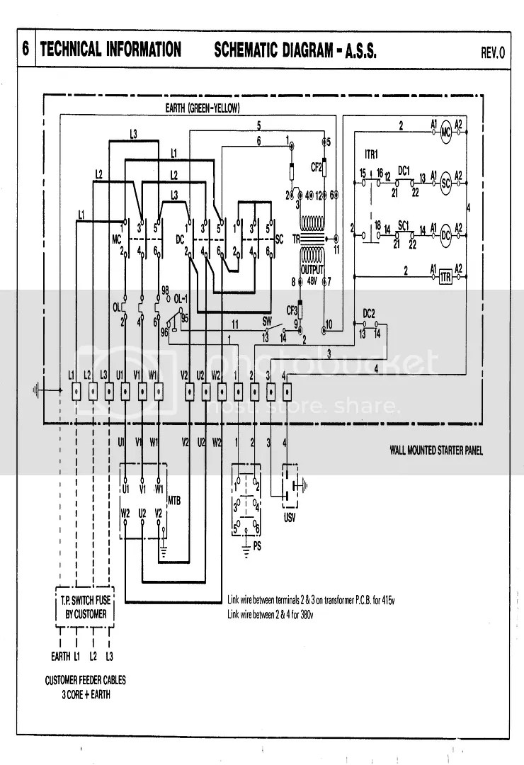 3 phase ammeter selector switch wiring diagram mazda color codes rotary of automatic change over ~ elsavadorla