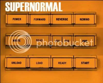 Supernormal - Mark Richards