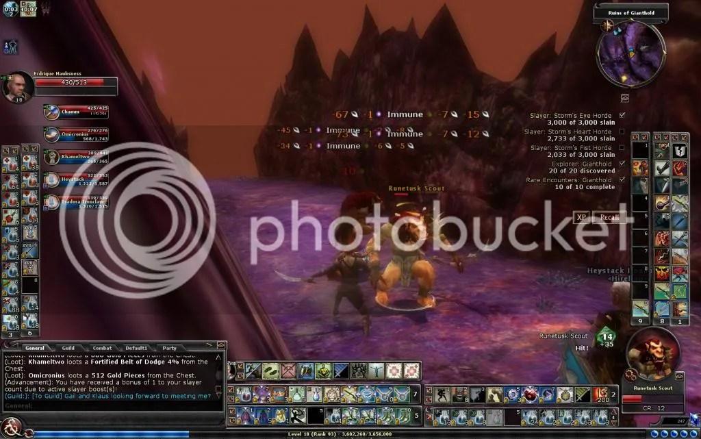 Erd slicing through the Runetush in GH photo ErdslicingthroughtheRunetusksofGH_zpsfceb3e7f.jpg