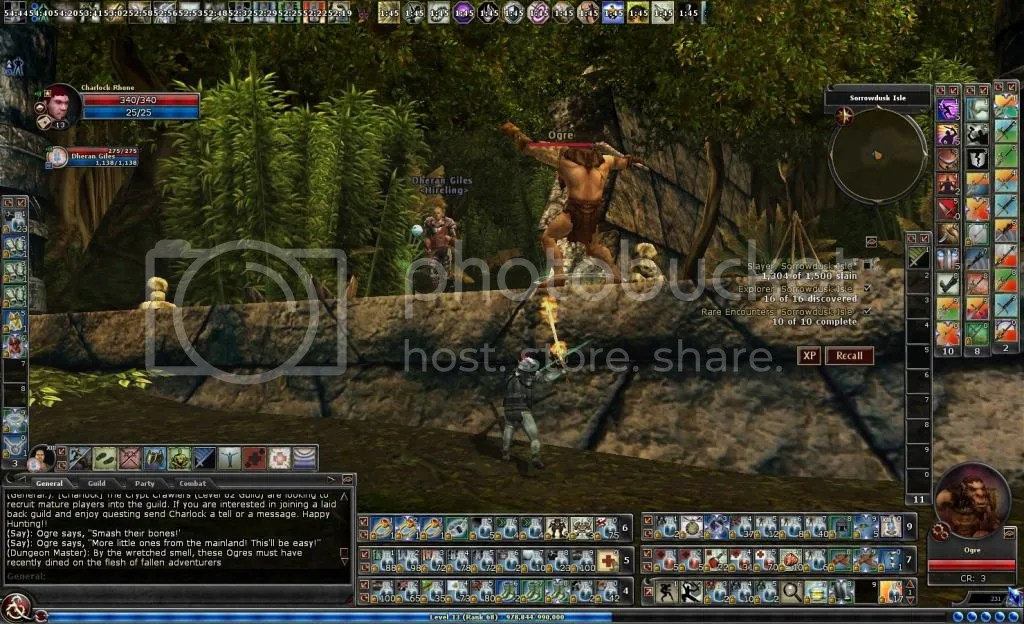 Charlock getting ready to battle ogres in Sorrowdusk Isle photo CharlockgettingreadytobattleogresinSorrowduskIsle_zps47e79896.jpg