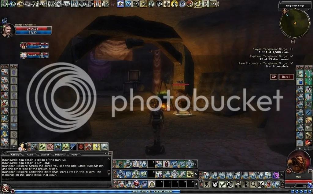photo Erd making his way through the ogre cave of Tangleroot_zpsxlnirpnf.jpg