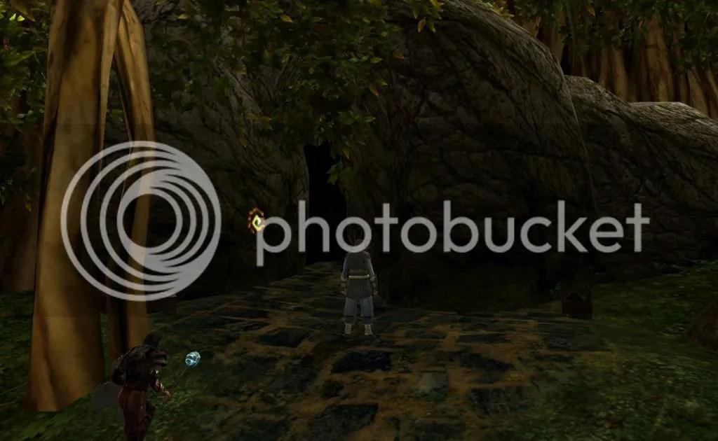 Erd wondering what is in the cave in Gwylan's Stand photo ErdiswonderingwhatisinthecaveinGwylansStand_zps22cf8ec1.jpg