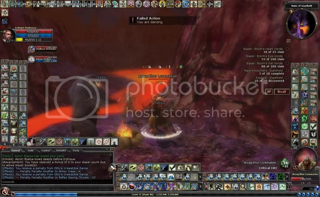 photo Erdrique attacking just before being danced_zpspucct22t.jpg