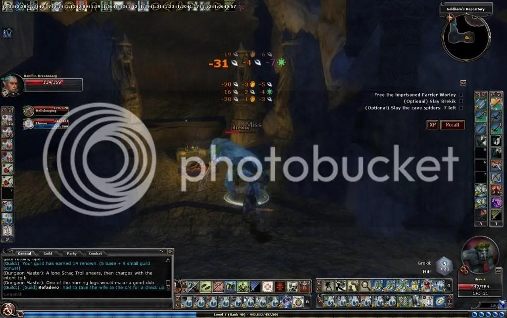 Hamllin fighting Brekik in Ghost of A Chance photo HamllintakingonBrekikinGhostofAChance_zps35ab8939.jpg