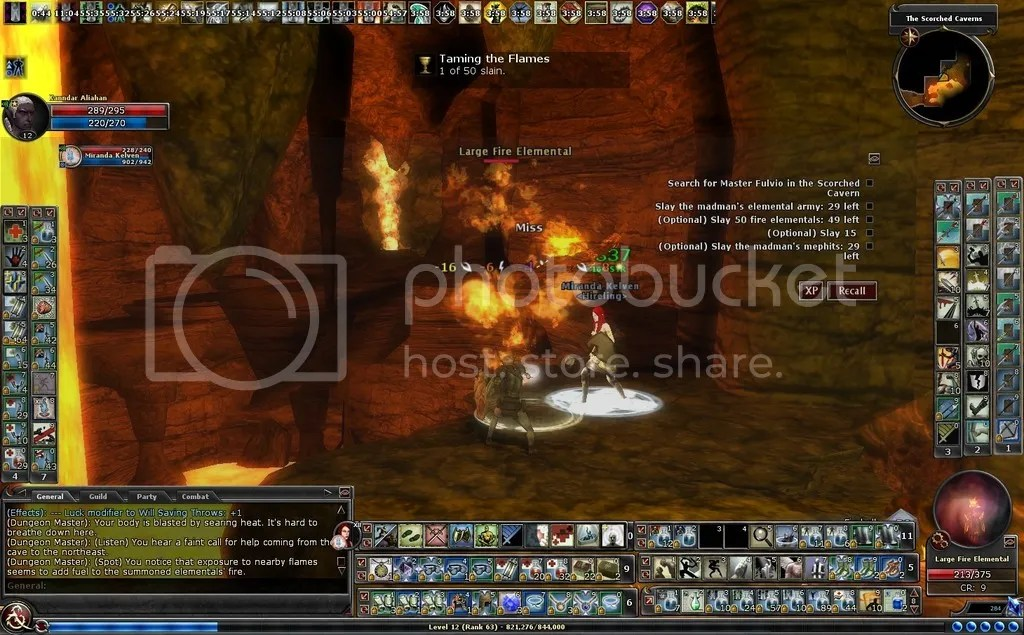 photo Kanndar making his way through Taming the Flames_zpszc9vq38h.jpg