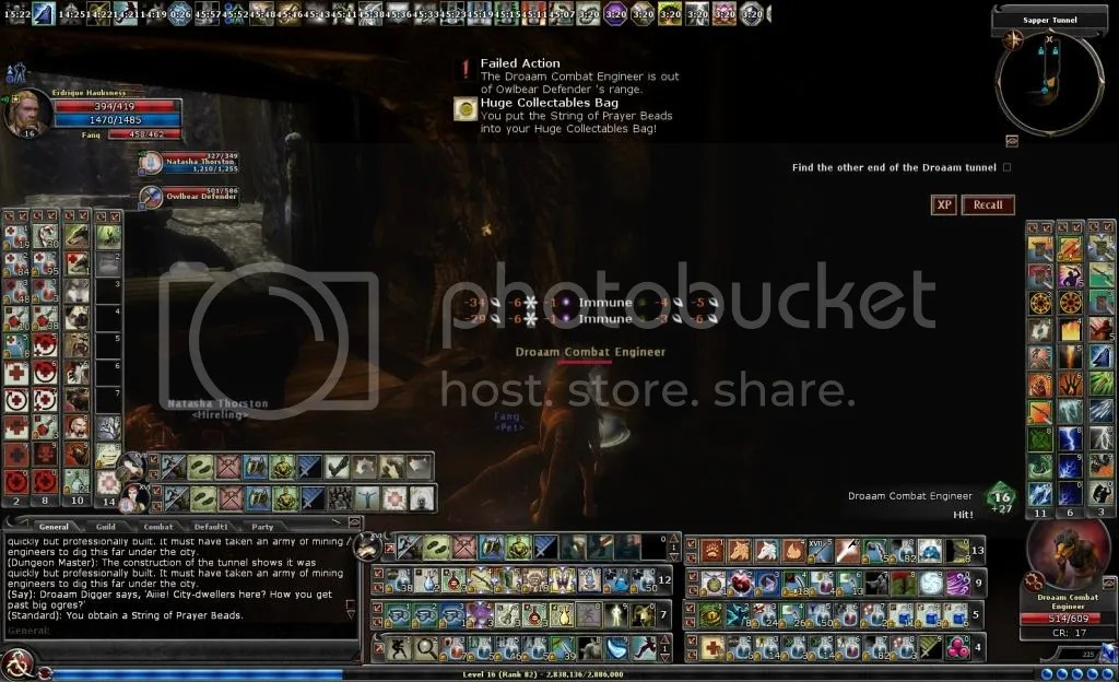 Taking on a combat engineer in Undermine photo TakingonacombatengineerinUndermine_zps27389584.jpg