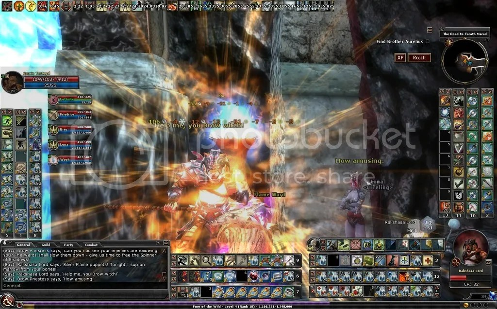 photo Fighting a rakshasa lord in Servants of the Overlord_zps1lbgxugo.jpg