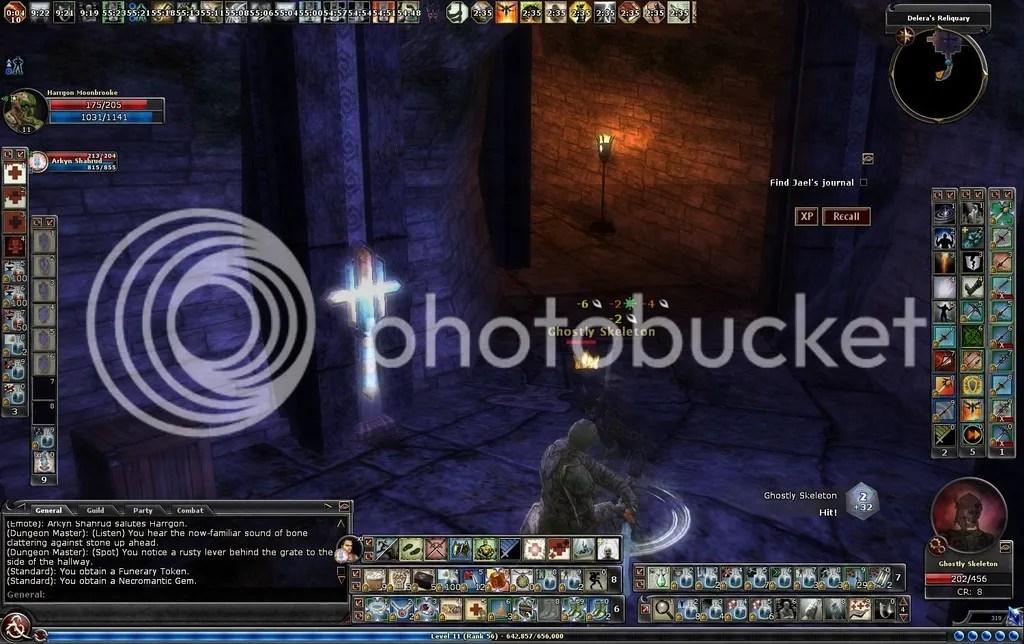 photo Harrgon slicing through some Ghostly Skeletons_zpsysh95fvu.jpg