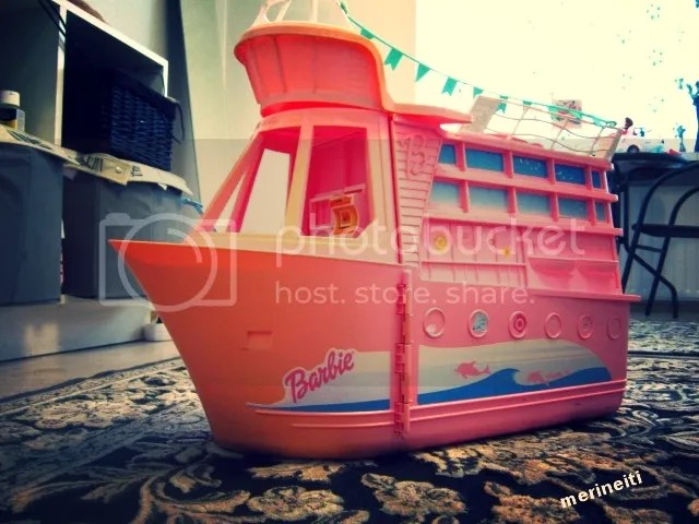 Barbie Cruise Ship 2002