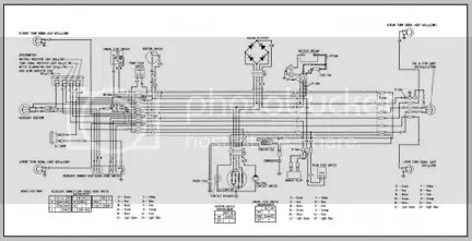 And Wiring Diagram Basic Wiring Diagram Monkey Bike Z50j1