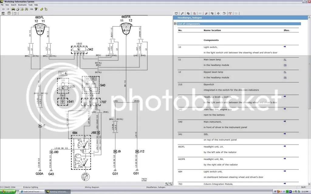 saab 9 5 headlight wiring diagram wiring diagram 2019