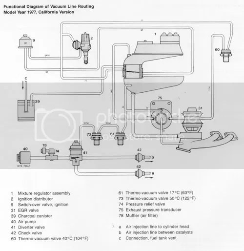 M110 Vacuum Diagrams