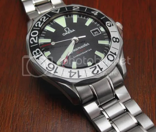 Im Glad To Finally Announce A Good Replica Of The Black Gmt Seamaster Certain Dealers Have Access To One With Correct Black Datewheel And Most Flaws