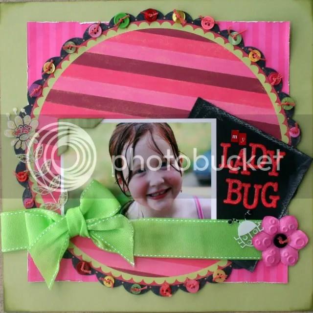 My Lady Bug